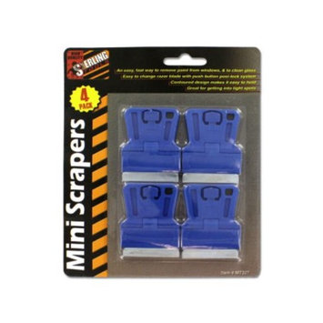Mini Scrapers (Pack Of 24)