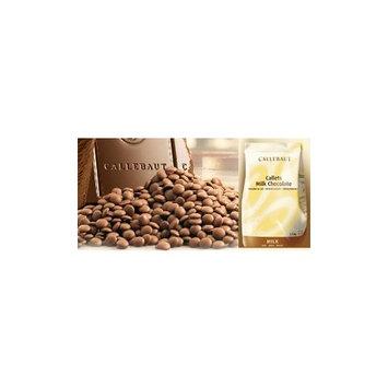 Callebaut Milk Callets 33.6 % (2 lb)
