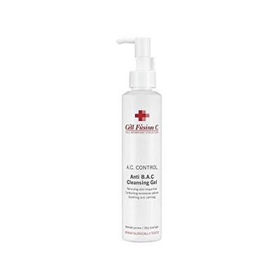 Cell Fusion C Anti B.A.C Cleansing Gel 180ml