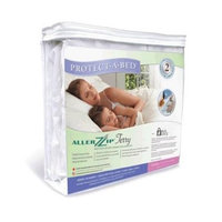 Protect-A-Bed AllerZip Allergy Bed Bug Free Mattress Protector Full XL