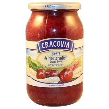 Cracovia Beets & Horseradish 860g