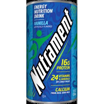 Harvest Hill Beverage Company Nutrament Complete Nutrition Vanilla