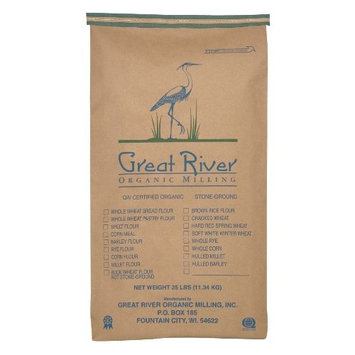 Great River Organic Milling Quick Rolled Oats [Quick]