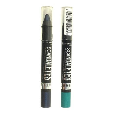 Rimmel Scandal Eyes Eyeshadow Stick Crayon-012 Naughty Navy