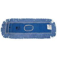 Zephyr 12336 Pro-Blend Blue Dust Mop Head, 60