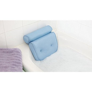 Luxury Spa Bath Pillow - Comfortable Back and neck support - Powerful Griping Technology By Basic Finds