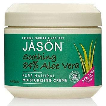Jason Aloe Vera 84% Moisturising Cream 113g (PACK OF 2)