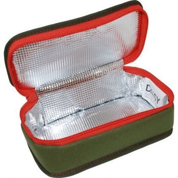 Ecocozie E1R01G02 Reusable Rectangle Food Container - Military Green
