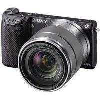 Sony NEX-5RK/B 16.1-Megapixel Digital Camera / Black