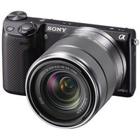 Sony NEX-5RK/B 16.1-Megapixel Digital Camera / Black