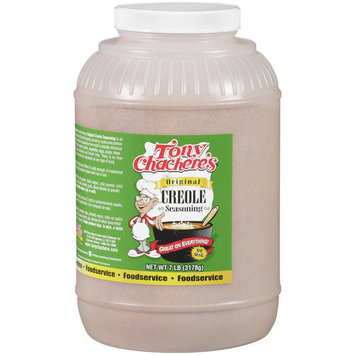 Tony Chachere's Original Creole Seasoning, 7 lb