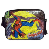 Marvel Comics Close Up Spider-Man Messenger Bag
