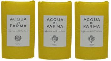 Acqua Di Parma Colonia Soap lot of 3.5oz Bars. Total of 10.5oz (Pack of 3)