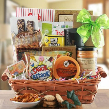 Design It Yourself Gift Baskets Snack to the Max Gift Basket