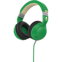 Skullcandy Hesh 2.0 Headphones with Mic Ill Famed/Green/Cream, One Size