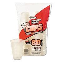 Dart 9 OZ Translucent Plastic Cups 960 CT