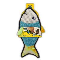 Ourpet's Company Pet Zone Snag-ables Cat/Fish Door/Floor Scratcher