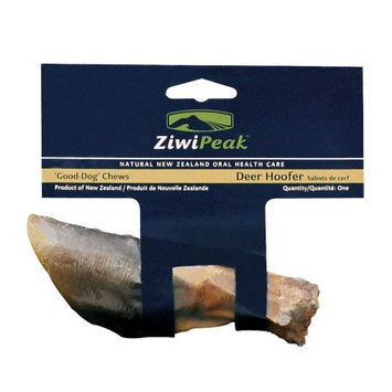 ZiwiPeak Good Dog Deer Hoof Chew 5 in