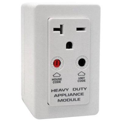 X10 Pro PAM04 Plug-In Heavy Duty Appliance Module, 20A, 220V