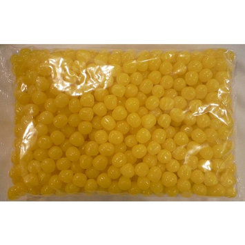 Fruit Sours Yellow Lemon Flavor 5 Pounds [Lemon]