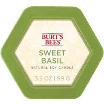 Mvp Group International Inc. Burt's Bees Tin Sweet Basil Candle