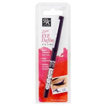 Kiss Products Inc RK by Kiss 24hr Eye Define 65879 Purple Glitter Eye Liner, 0.01 oz