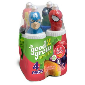 Good to Grow Fruit Punch 8oz 4pk