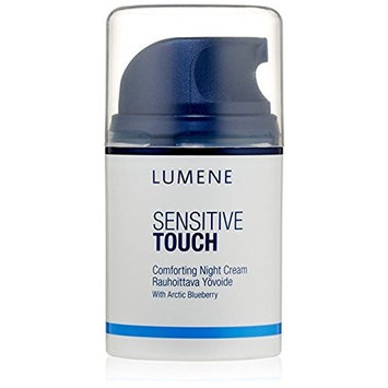 Lumene Sensitive Touch Comforting Night Cream, 1.7 Fluid Ounce