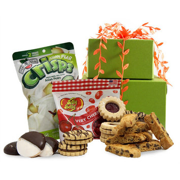 GlutenFreePalace.com Happy Thanksgiving! Gluten Free Gift Tower, Small, 1.5 pounds