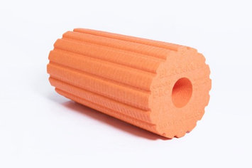 BLACKROLL® GROOVE PRO, 12' x 6' Roll, Orange