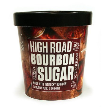 High Road Craft, Bourbon Burnt Sugar, Pint (8 Count)