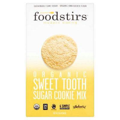 Foodstirs, Inc Foodstirs, Baking Mix Sgr Cookie, 15.6 Oz (Pack Of 6)