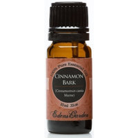 Cinnamon Bark Essential Oil (100% Pure, Undiluted Therapeutic/Best Grade) High Quality Premium Aromatherapy Oils by Edens Garden- 10 ml