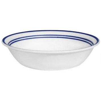 Corelle Livingware 6-Piece Soup/Cereal Bowl, Classic Cafe Black