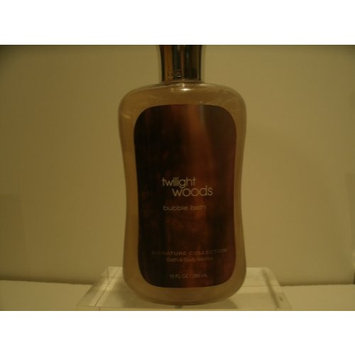 Bath and Body Works Signature Collection Twilight Wood Bubble Bath NEW Fragrance