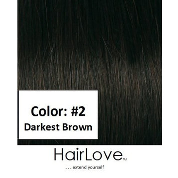 HairLove Brand Elite Clip In Hair Extensions, 21 Clips, 150g (18