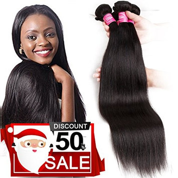8A Ombre Brazilian Body Wave Hair Weave 3 Bundles (20 22 24,300g) Virgin Body Wave Remy Human Hair Weave 1B/27 Ombre 2 Tone Color Human Hair Weft Extensions by Grace Length Hair