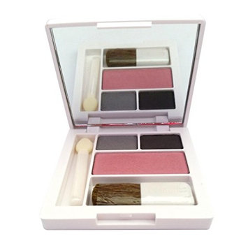 CLINIQUE Eye Shadow Duo CX grey matters Jeans and Heels Blush Iced Lotus
