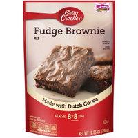 General Mills Betty Crocker Brownie Mix, Fudge, 10.25 Oz