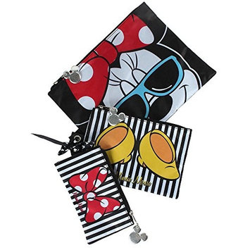Disney Minnie Mouse 3-Piece Travel Set