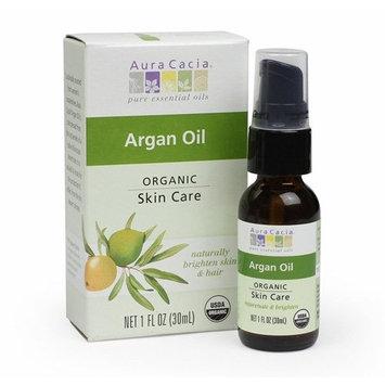 2 Packs of Aura Cacia Skin Care Oil - Organic - Argan Oil - 1 Fl Oz