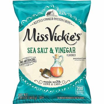 Miss Vickie's Flavored Potato Chips, Salt & Vinegar, 28 Count [Salt & Vinegar]
