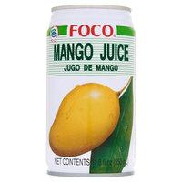 Thai Agri Foods Public Company Limited Foco, Bev Mango, 11.8 Oz (Pack Of 24)