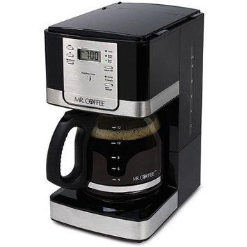 Mr. Coffee SA PT JWX27KV 12 CUP PROGRAMMABLE COFFEE MAKER BRU