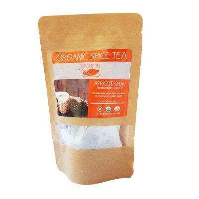Cedar Lake Teas Organic Apricot Chai 15 Tea Bags