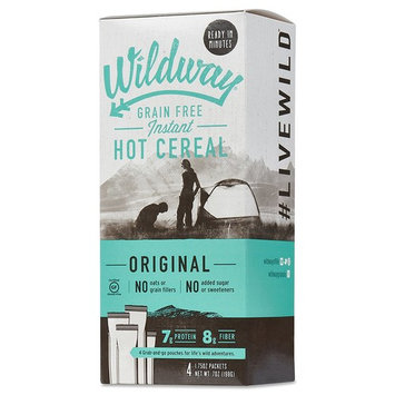 Wildway Grain-free Hot Cereal Twin Pack (Original) (Certified gluten-free, Paleo, Vegan, Non-GMO)