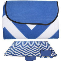 DD Trailworthy Polyester Beach And Picnic Blanket(pack Of 20)