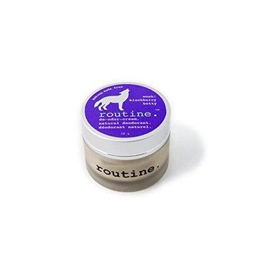 Routine De-Odor-Cream Handcrafted BAKING SODA-FREE 50ml Natural Deodorant Cream