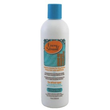 Every Strand Shampoo with Argan Oil, 12 Ounce