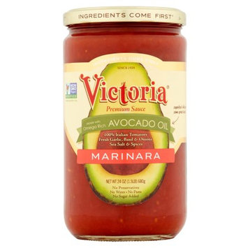 Victoria Fine Foods Victoria, Sauce Marinara Avcdo Oil, 24 Oz (Pack Of 6)
